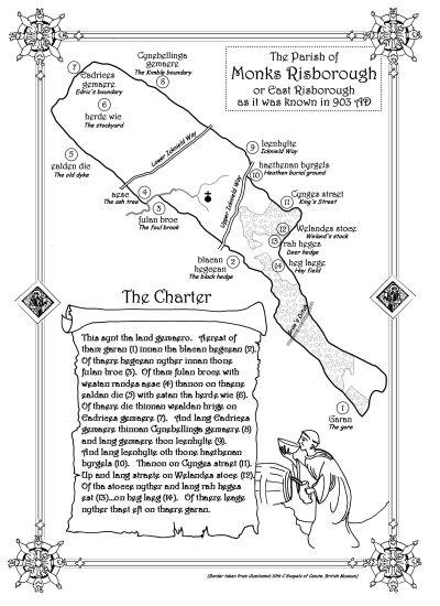 903 Charter Map